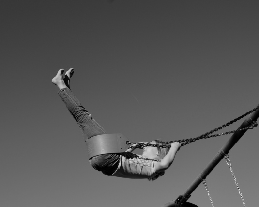 Holland Linterman - Swinging Child (Intermediate Photography)